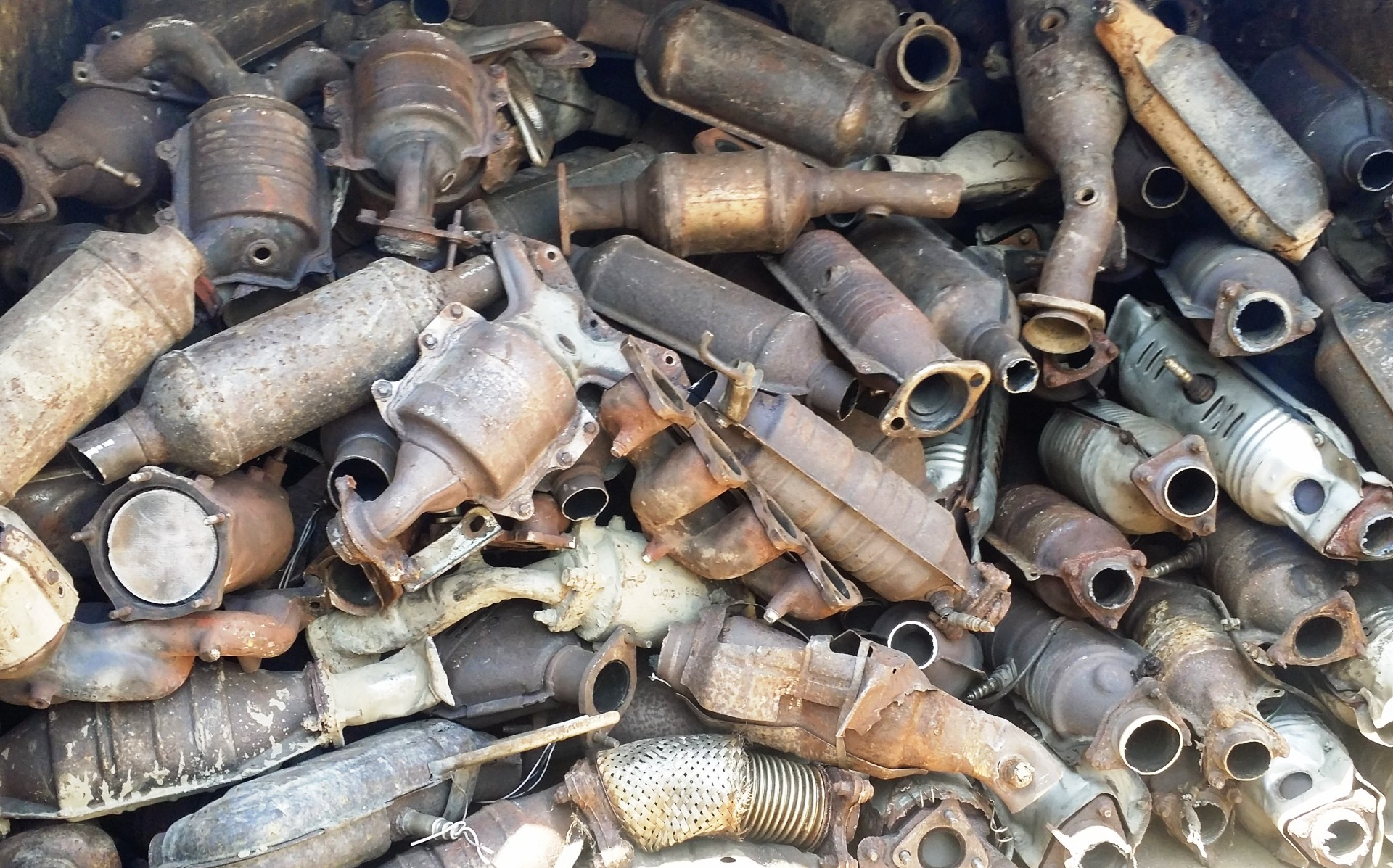 Scrap Catalytic Converters